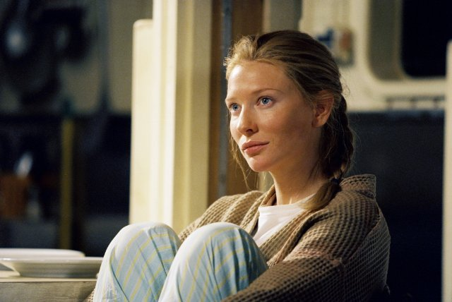 Cate Blanchett in The Life Aquatic with Steve Zissou (2004)
