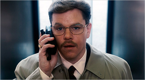 Matt Damon in The Informant! (2009)
