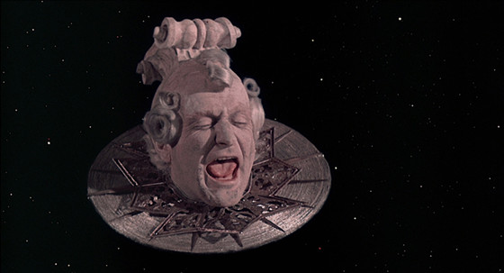 Robin Williams in The Adventures of Baron Munchausen