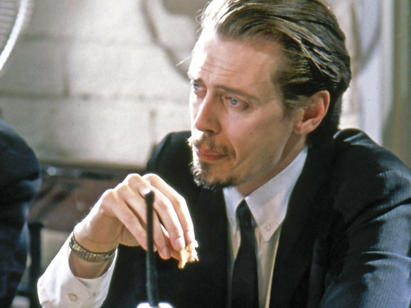 Steve Buscemi in Reservoir Dogs