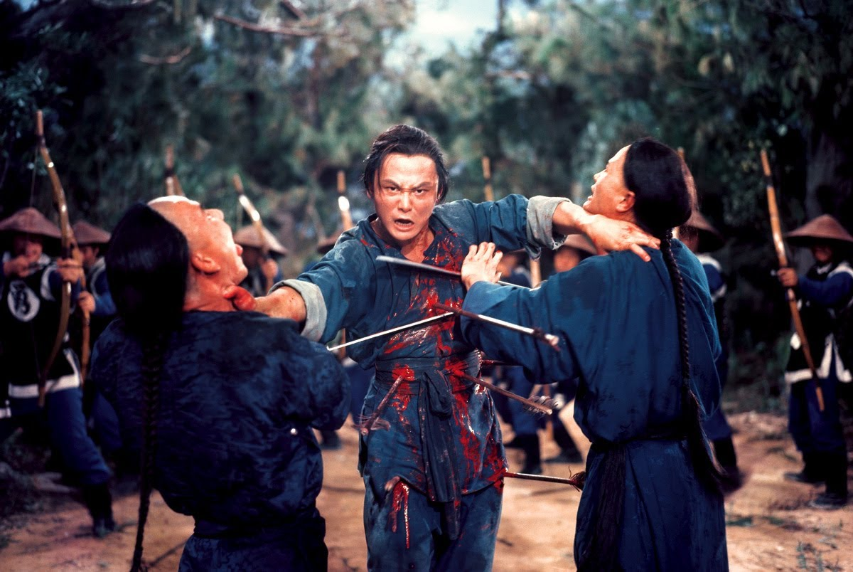 Executioners from Shaolin 1977