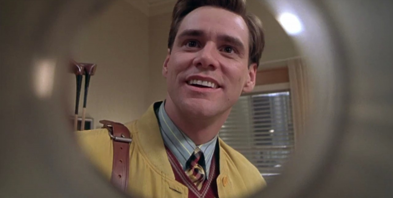the best movies influenced by the philosophy of jean jim carrey as truman burbank in the truman