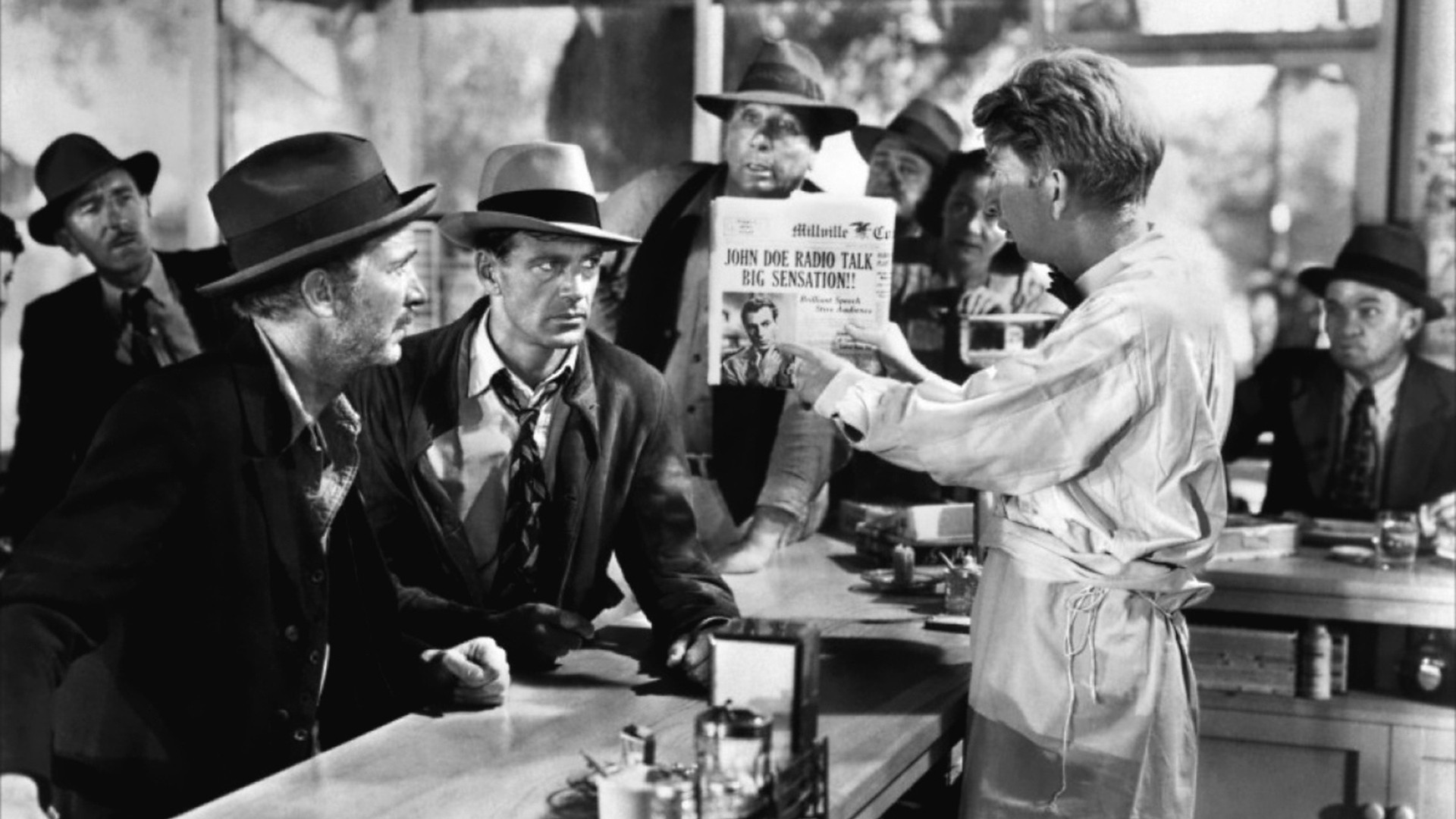 Meet Jon Doe (1941)
