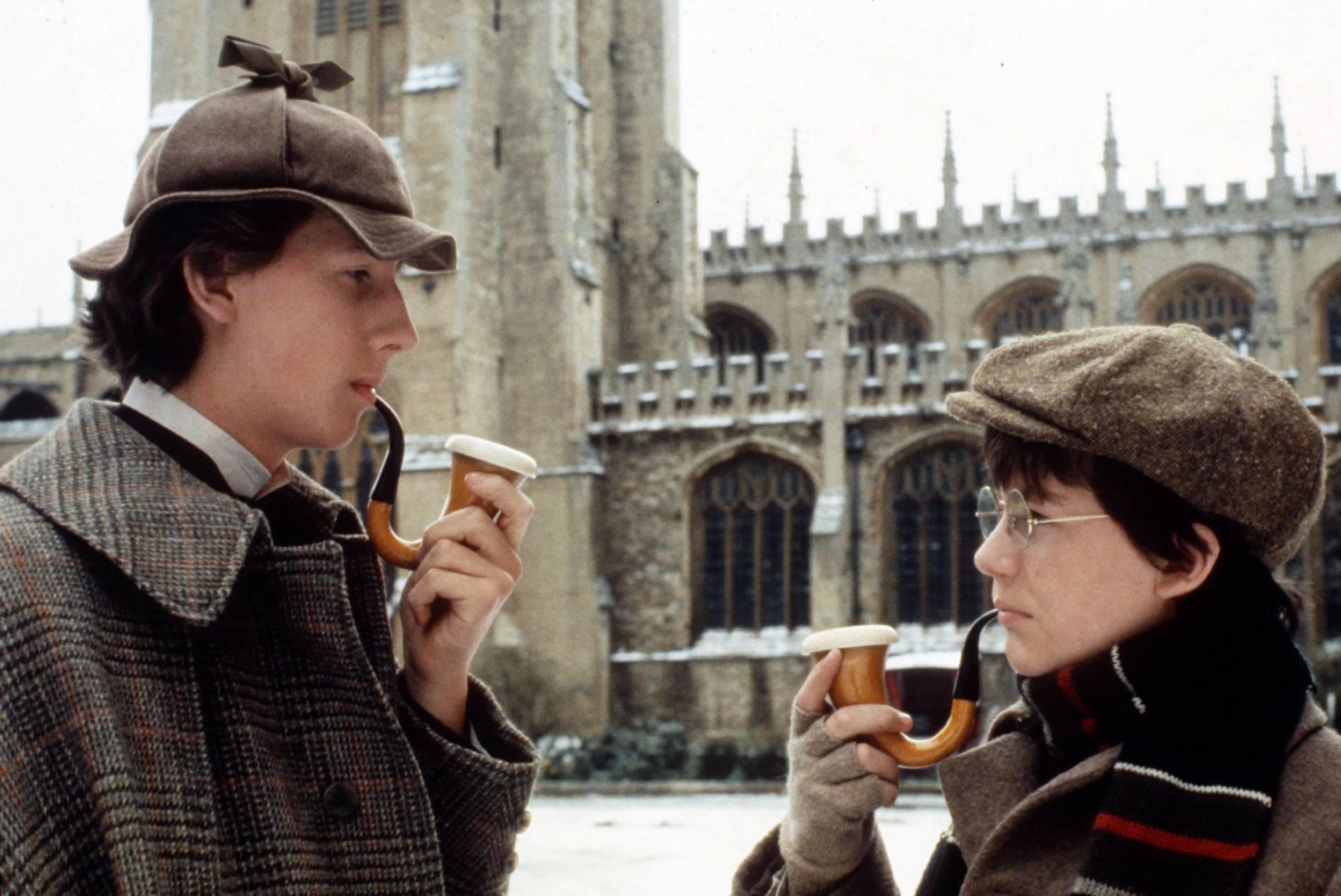 Young Sherlock Holmes (1984)