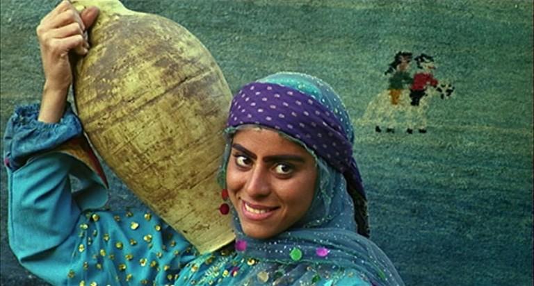 visually stunning Iranian films