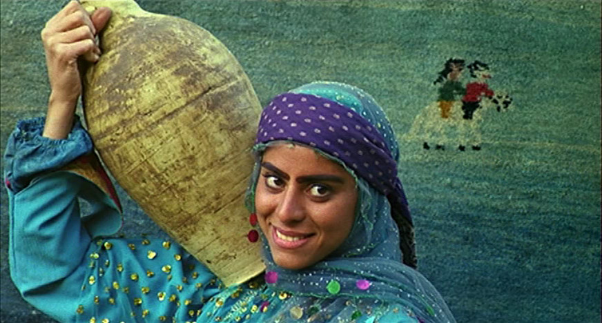 visually stunning Iranian films