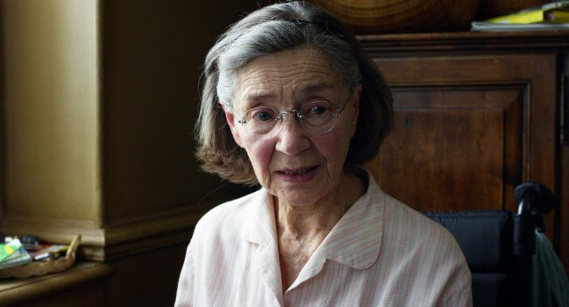 Emmanuelle Riva (Amour)