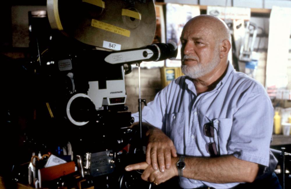 EYE FOR AN EYE, director John Schlesinger, on set, 1996. ©Paramount