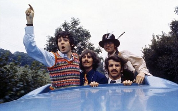 Magical Mystery Tour (1967)
