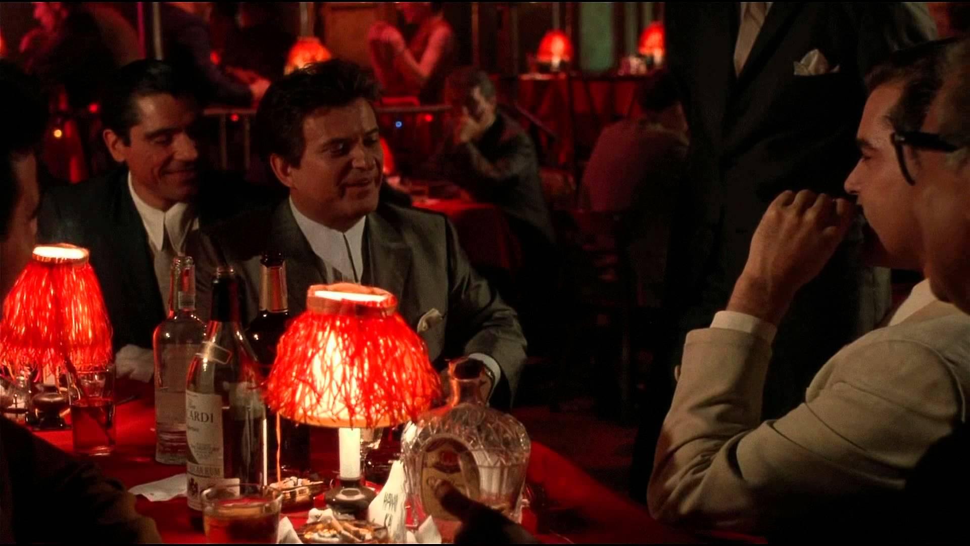 Goodfellas love music in the movie