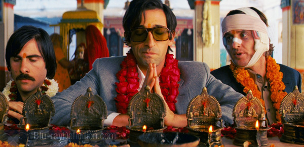 Adrien Brody in The Darjeeling Limited (2007)