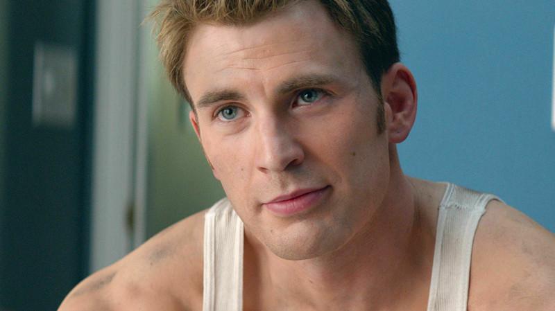Chris Evens as Captain America