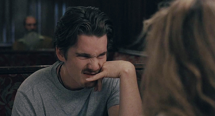 Ethan Hawke as Jesse - The Before Trilogy