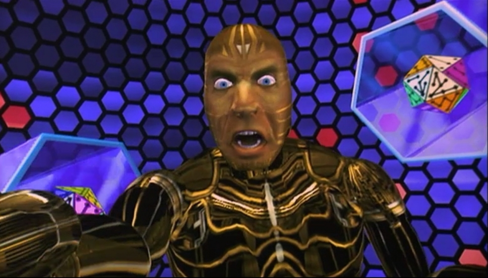 Lawnmower Man (1992)