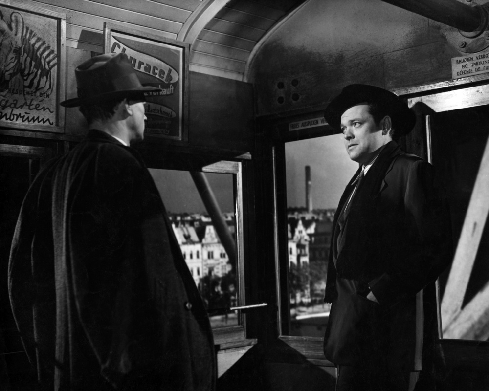 an analysis of the movie the third man The third man summary of box office results, charts and release information and related links.