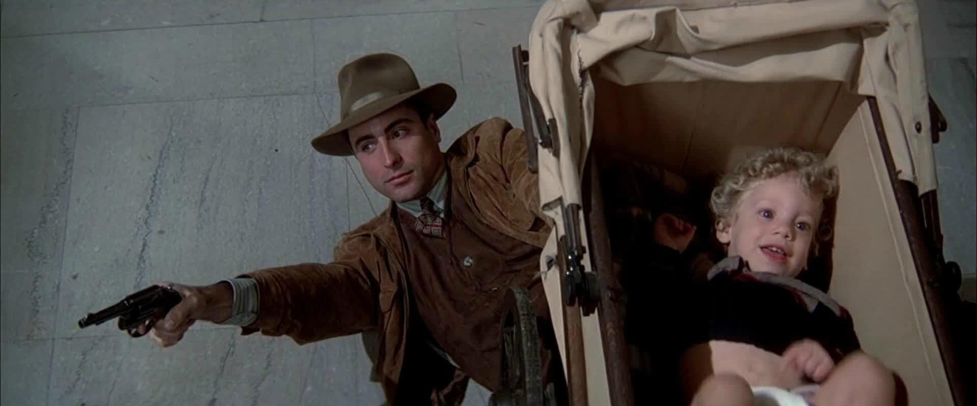 The Untouchables (1987) Union Station