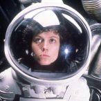 Alien (1979) Directed by Ridley Scott Shown: Sigourney Weaver
