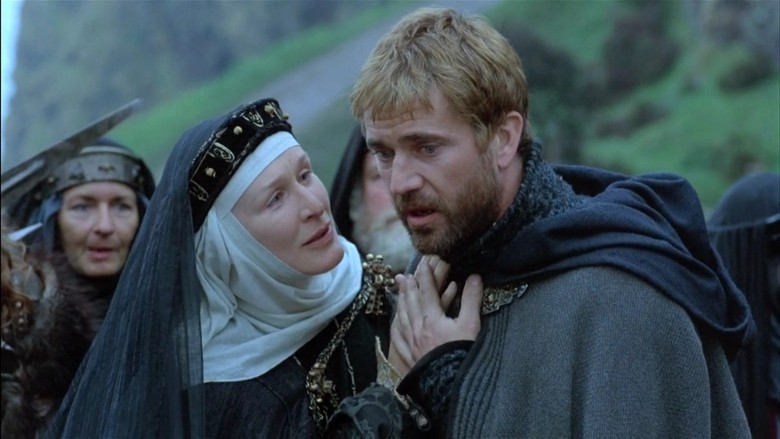 play hamlet vs zefferellis movie For this movie find local video stores but franco zeffirelli's hamlet, with mel gibson as the melancholy dane in adapting the play.
