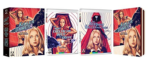 killer dames arrow bluray review