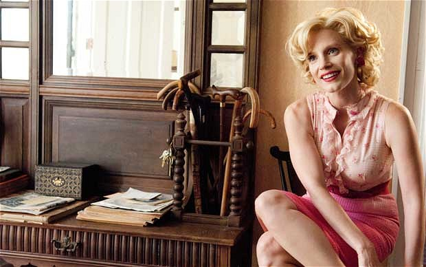 Jessica Chastain - The Help
