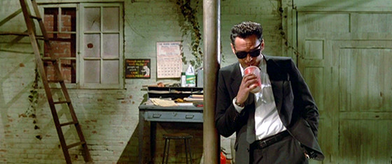 Mr. Blonde from Reservoir Dogs