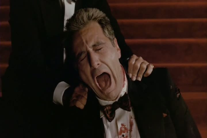 The death of Mary Corleone from The Godfather Part III