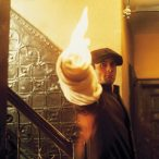 Vito murders Don Fanucci from The Godfather Part II