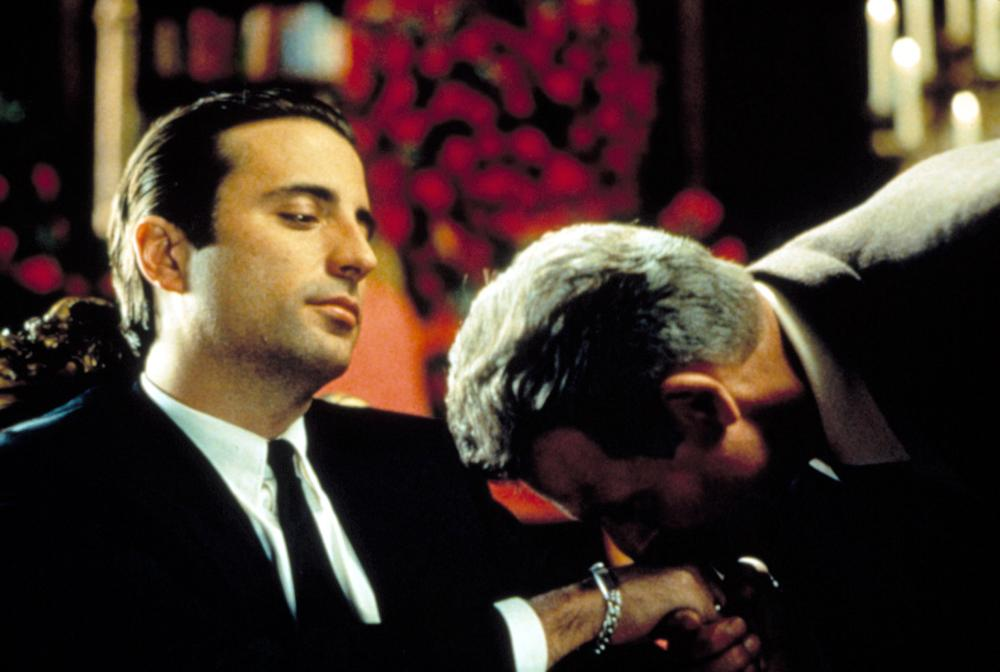 THE GODFATHER: PART III, Andy Garcia, Al Pacino, 1990