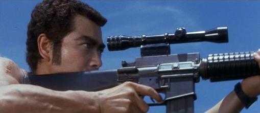 Golgo 13 Assignment Kowloon (1977)