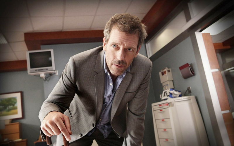 Hugh Laurie (House M.D.)