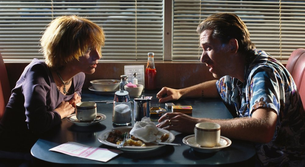Pumpkin and Honey Bunny in Pulp Fiction (1994)