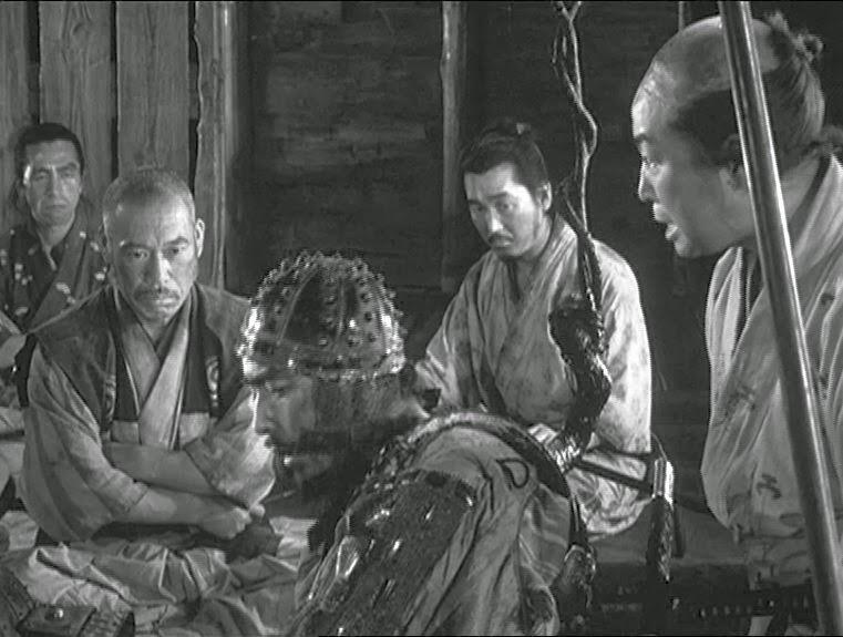Seven Samurai Review
