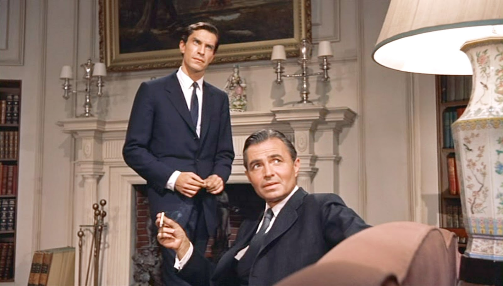 Leonard in North by Northwest (1959)