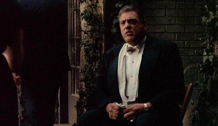 Luca Brasi in The Godfather (1972)