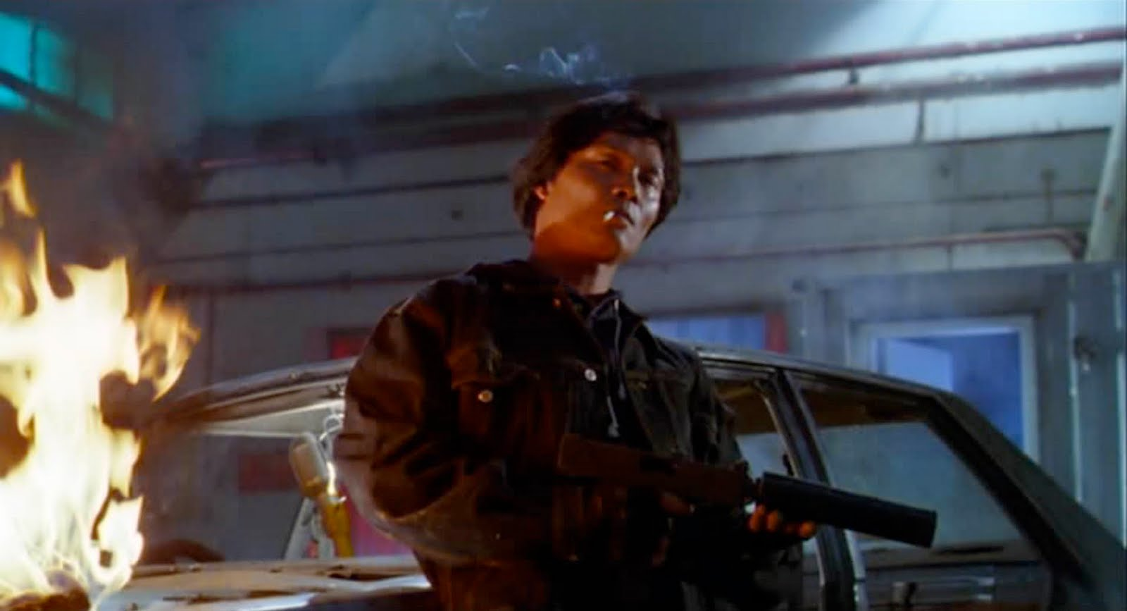 Mad Dog in Hard Boiled (1992)