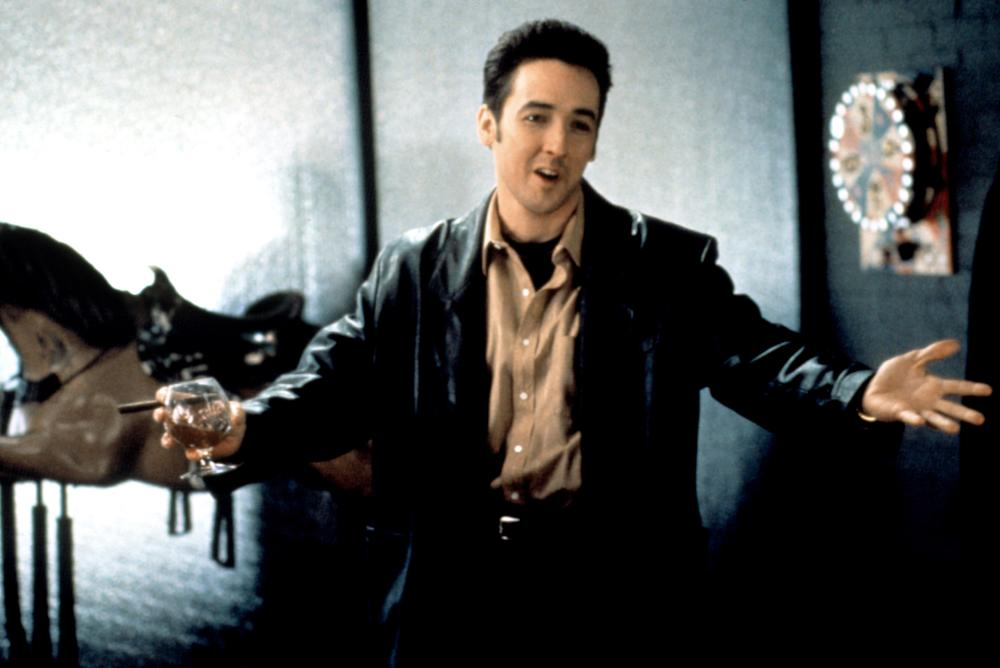 MONEY FOR NOTHING, John Cusack, 1993, © Buena Vista