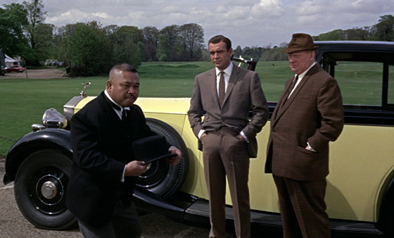 OddJob in Goldfinger (1964)