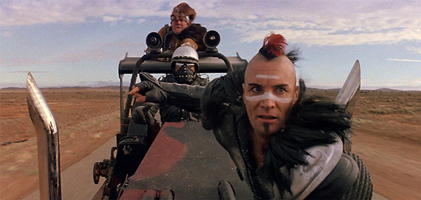 Wez in Mad Max 2 The Road Warrior (1981)