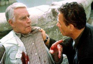 Charlton Heston in The Order (2001)