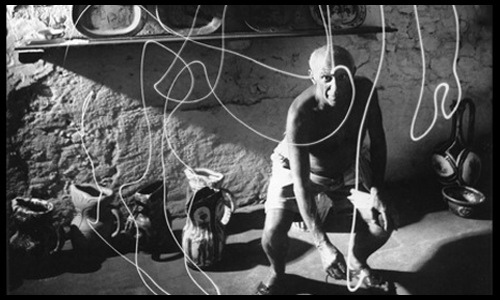 Le Mystere Picasso (1956)