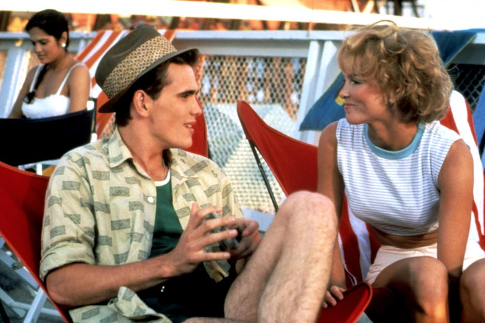 THE FLAMINGO KID, Matt Dillon, Janet Jones, 1984, TM and Copyright (c) 20th Century-Fox Film Corp. All Rights Reserved