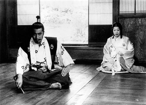 Kurosawa vs Shakespeare