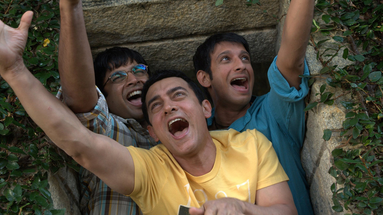 the most overrated movies on the imdb top taste of cinema 3 idiots
