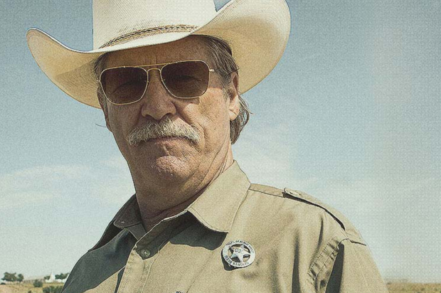 Jeff Bridges in Hell or High Water