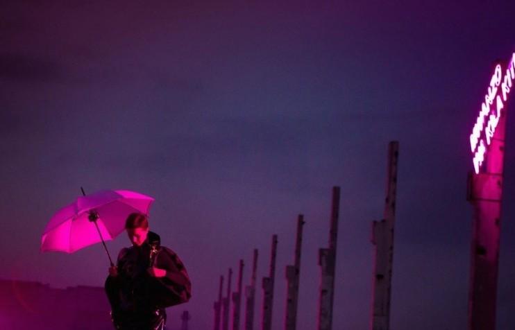 Under Electric Clouds