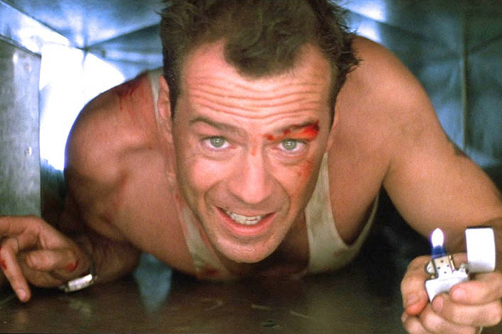 "10 Reasons Why ""Die Hard"" Is The Ultimate Christmas Movie « Taste ..."