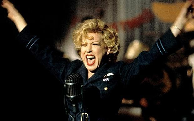 Bette Midler - For the Boys (1992)