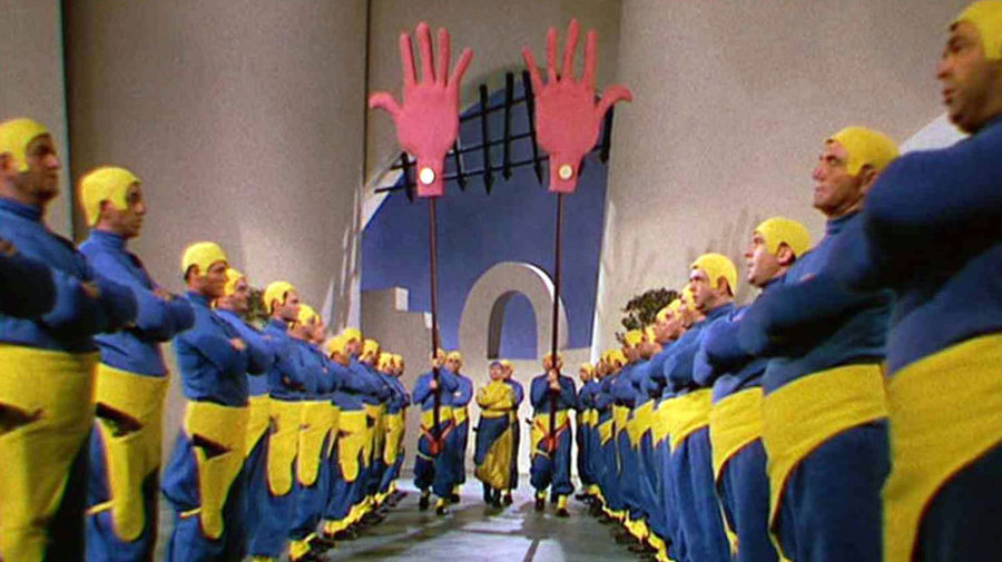 The 5,000 Fingers of Dr. T (1953)