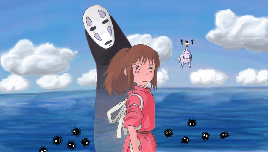 Pulling Focus Spirited Away 2001 Taste Of Cinema Movie Reviews And Classic Movie Lists