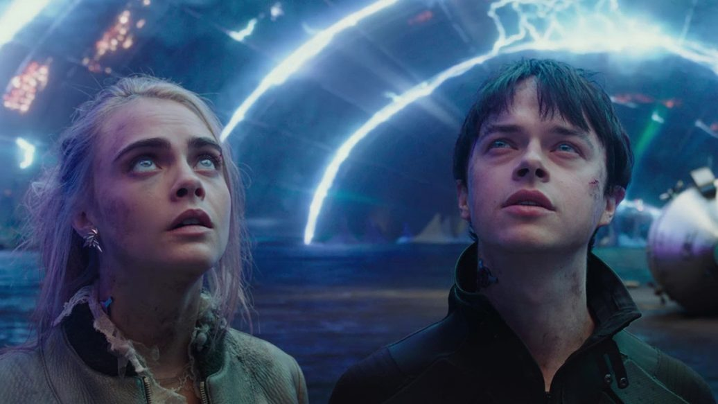 Valerian and the City of a Thousand Planets movie